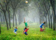 Aktywność fizyczna, a najmłodsi