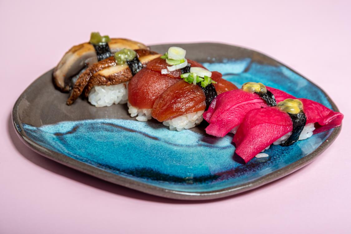 Dlaczego warto jeść sushi